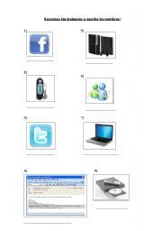 English Worksheets: Label