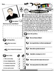 RC Series Famous People Edition_06 Thomas Edison (Fully Editable ...