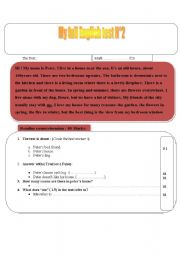 Full Term English test n2