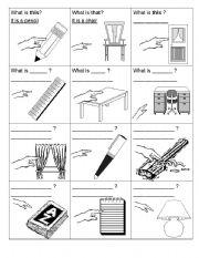 school supplies - ESL worksheet by ashca21