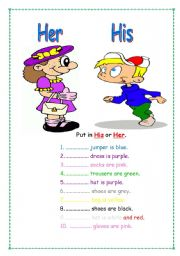 From Kids Worksheet Esl Moreover Hindi Visheshan Worksheet For Class 2 ...
