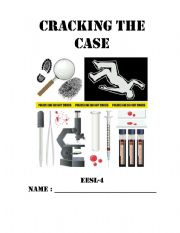Cracking the case Part 1