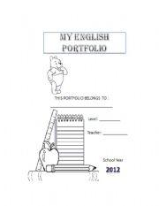 English Worksheets: Student�s portafolio