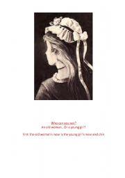 English Worksheets: mind tricks