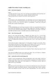 English Worksheets: Basic English Suggestions