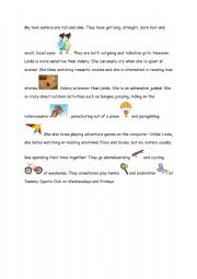 English Worksheets: Conversation 1: Greeting People - page 5
