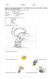 English Worksheets: ouiz
