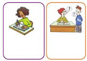 English Worksheet: MAKING POSTER: CLASSROOM EXPRESSIONS COLLAGE (1) Part 1/2