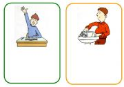 English Worksheets: MAKING POSTER: CLASSROOM EXPRESSIONS COLLAGE (1) Part 2/2