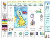 English Worksheets: desk pad