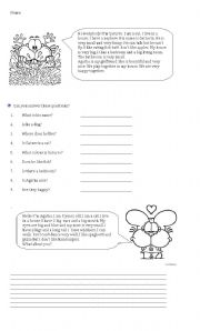English Worksheets: Gaturro! General Revision