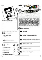 RC Series Famous People Edition_21 Edgar Allen Poe (Fully Editable)