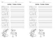 English Worksheets: Boy and Girl
