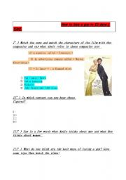 English Worksheets: film: How to lose a guy