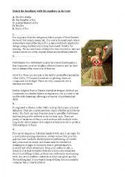 English Worksheets: poi styles worksheet