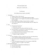 English Worksheets: moderator