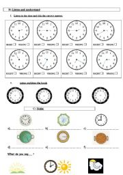 what´s the time? test part 2