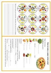 English Worksheet: FRUIT - 3/3
