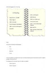 english teaching worksheets biographies. Black Bedroom Furniture Sets. Home Design Ideas