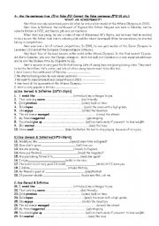 10th Grade Esl Worksheet By Devzey