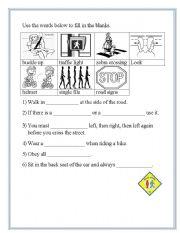 math worksheet : kindergarten road safety worksheets  k5 worksheets : Safety Worksheets For Kindergarten