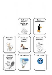 English Worksheets: Verb To Be - Making Questions. Negative and Afirmative 2/5