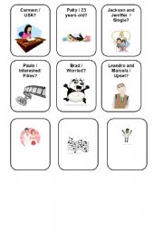 English Worksheet: Verb To Be - Making Questions. Negative and Afirmative 3/5