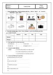 English Worksheets: Section 5: Good Bye Peter