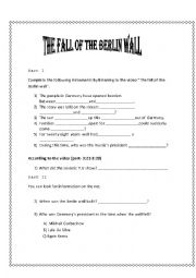Video Activity - The Fall of the Berlin