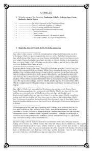 othello worksheets free worksheets library download and print worksheets free on comprar en. Black Bedroom Furniture Sets. Home Design Ideas