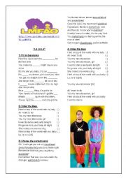 English Worksheets: LMFO