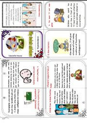 English Worksheets: Understanding why students misbehave and some possible positive responses