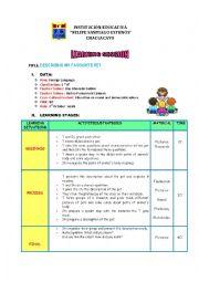 English Worksheets: DESCRIBING MY PET
