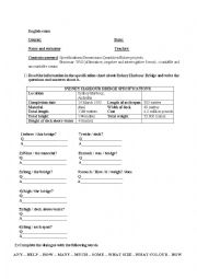 English Worksheets: Technical English