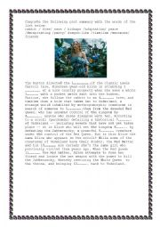 alice wonderland book summary