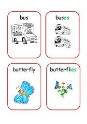 English Worksheets: Plurals 5
