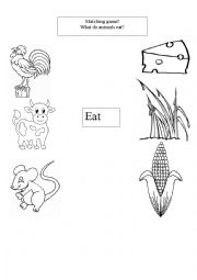 english worksheets what do animals eat. Black Bedroom Furniture Sets. Home Design Ideas