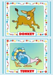English Worksheets: Animals Farm 3