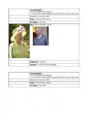 queen elizabeth ii family tree worksheet. Black Bedroom Furniture Sets. Home Design Ideas
