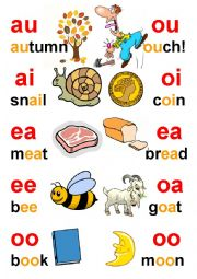 Practice Reading Vowel Diphthongs: ow | Phonics, Worksheets and ...
