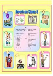 English Worksheet: American Slang-6