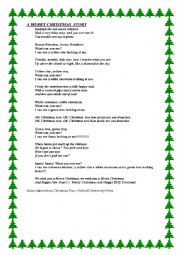 The Littlest Christmas Tree Play Scripts