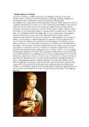 description of a famous painting