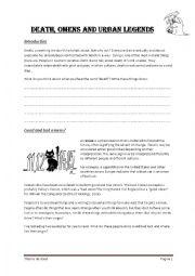 english worksheets halloween worksheets page 25. Black Bedroom Furniture Sets. Home Design Ideas