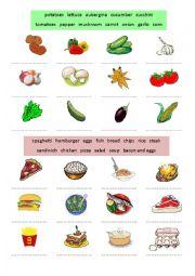Food and drinks II