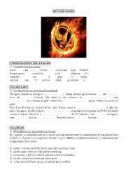 Printables Hunger Games Worksheets hunger games worksheets intrepidpath english trailer relative clauses