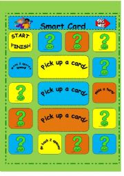 English Worksheet: Board Game Dates Time To Be in 2 Parts