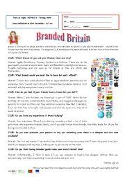 Test - M5 - Branded Britain