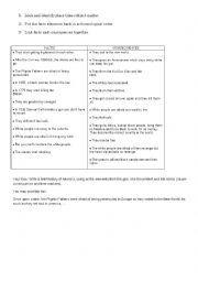 English Worksheet: listening comprehension A Brief History fo America from Bowling For Columbine