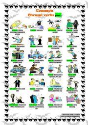 Common phrasal verbs part 1